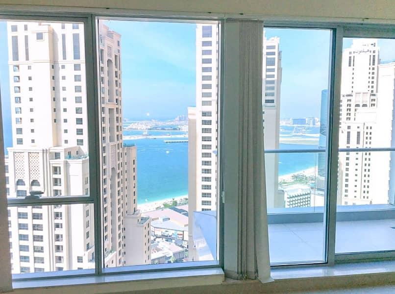 2 Relaxing Sea View - High Floor - Tenanted