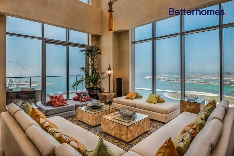 2 Furnished| Duplex Penthouse| Amazing Views