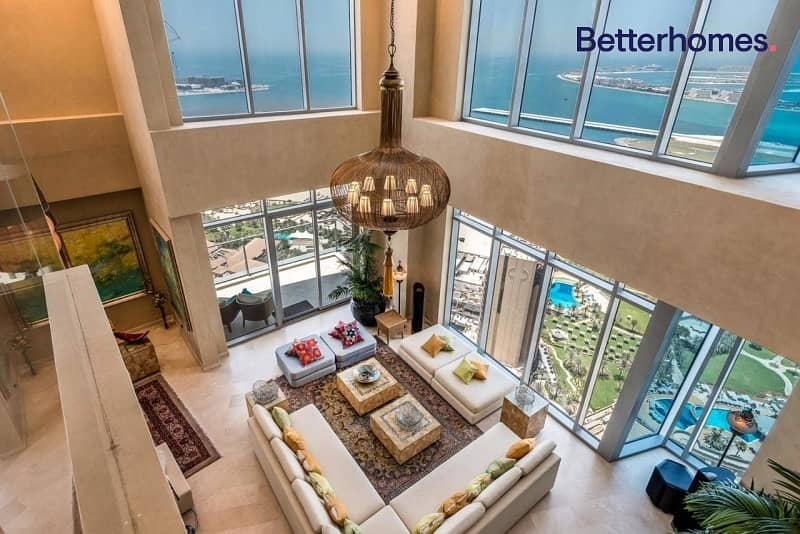 Furnished| Duplex Penthouse| Amazing Views