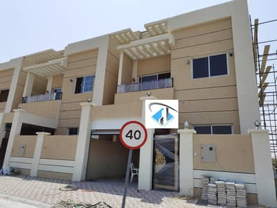 5 Bedroom Villa for Sale in Al Yasmeen, Ajman - brand new Villa G+2 freehold for all nationalities in excellent price on the main road.