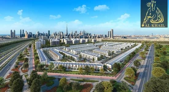 تاون هاوس 4 غرف نوم للبيع في مدينة محمد بن راشد، دبي - Gated Community 4 Bedroom Townhouse In Meydan