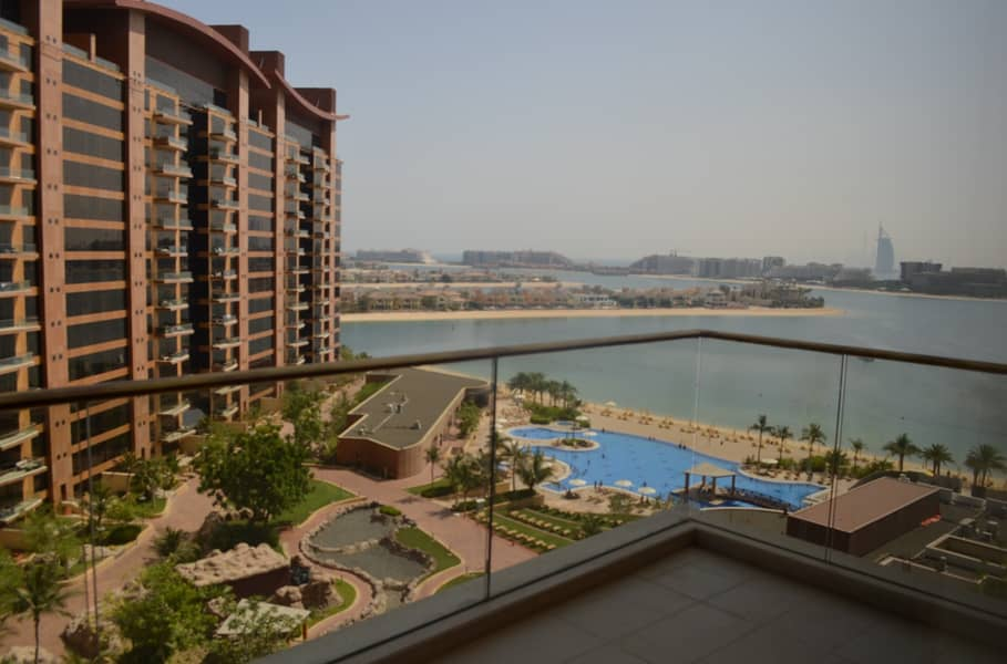 Huge Apartment With City View in Sapphire