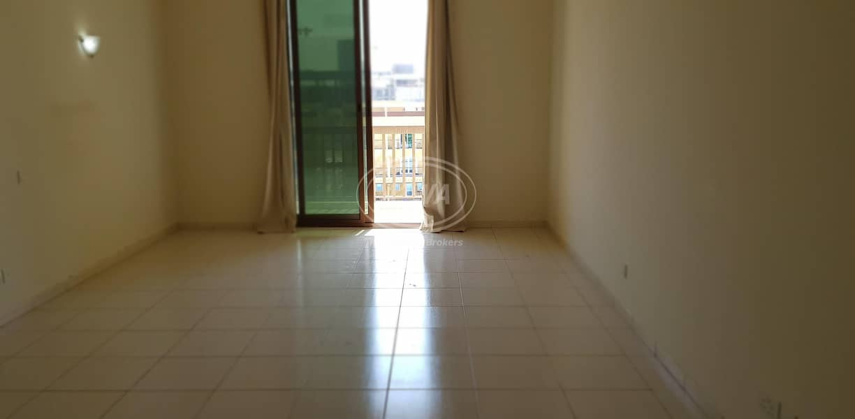 2 Studio  for rent in Masaar Residences with Balcony