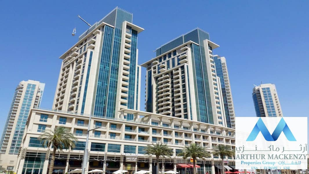 17 Investor Deal - Bright & Vacant 2BR | Spacious | Balcony - BVLD  Views