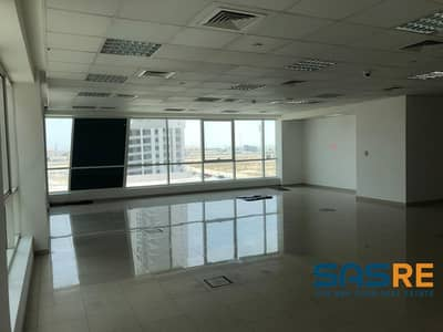 مکتب  للايجار في واحة دبي للسيليكون، دبي - Spacious Open Layout - Ready office with 3 parkings