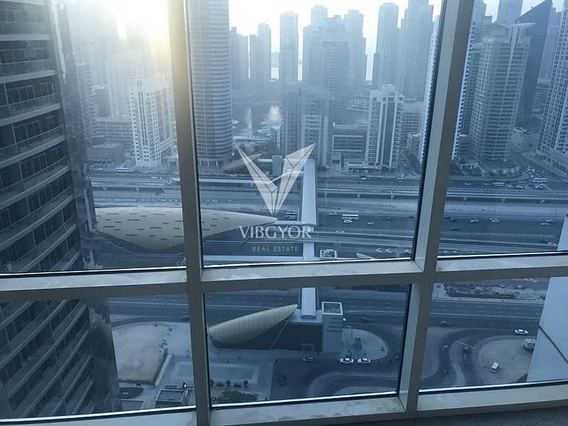 2 Lake View 1 Bed Apt in High Floor of Lake Terrace,JLT