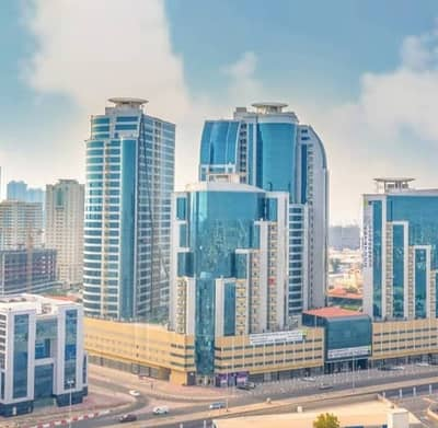 1 Bedroom Flat for Sale in Liwara 1, Ajman - Ready to move in affordable apartment for sale in Orient Towers Ajman for as low as 380