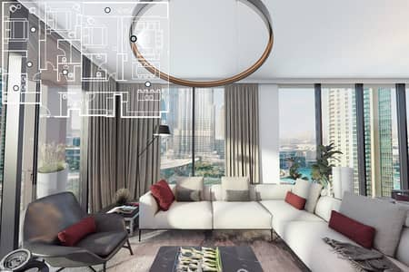 2 Bedroom Flat for Sale in Downtown Dubai, Dubai - Multiple Units | Ultra Modern Luxury | Q1 2020