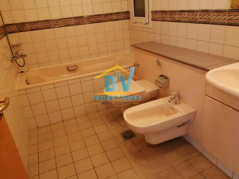 45 Nice and clean spacious 3 bedroom apartment in hamdan street near WTC