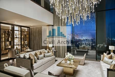 بنتهاوس 4 غرف نوم للبيع في نخلة جميرا، دبي - PENTHOUSE HEAVEN OF PALM JUMEIRAH- STUNNING SEA VIEWS EVER