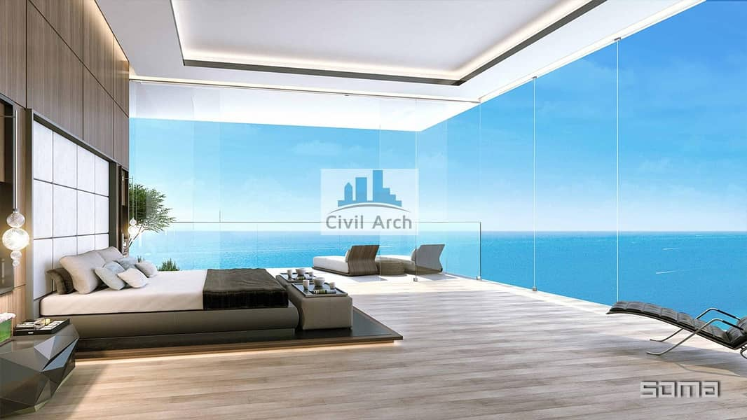 15 PENTHOUSE HEAVEN OF PALM JUMEIRAH- STUNNING SEA VIEWS EVER