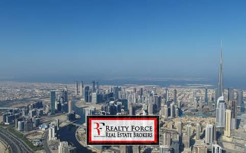 1 Bedroom Apartment for Sale in Business Bay, Dubai - HANDOVER SOON | POST HANDOVER PLAN | PANORAMIC VIEW