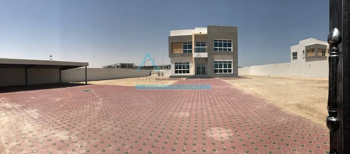 5 Bedroom Villa for Rent in Nad Al Sheba, Dubai - WELL BUILT 5BR INDEPENDENT VILLA WITH HUGE YARD