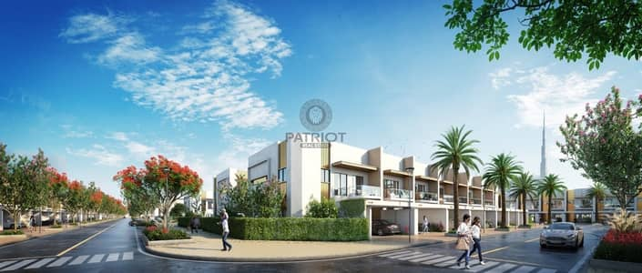 3 Bedroom Townhouse for Sale in Mohammad Bin Rashid City, Dubai - /Spacious 2 Bed/Luxury Townhouse/Mag Eye MBR
