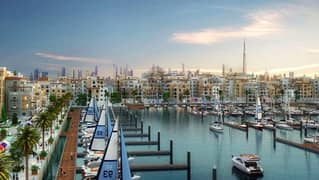 Elite Townhouses Located on An Exclusive Island | Sur La Mer