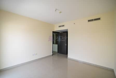 2 Bedroom Flat for Rent in Dubai Sports City, Dubai - Spacious 1BHK with panoramic view of Rugby Ground