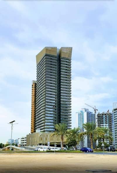 استوديو  للايجار في مدينة دبي الرياضية، دبي - EXECUTIVE STUDIO WITH CANAL AND CRICKET STADIUM VIEW