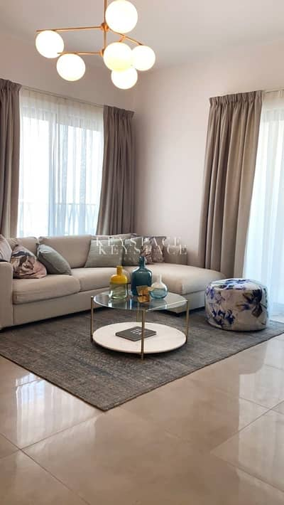 Own a Beach Front Lifestyle In Down Town Sharjah | Resale Unit