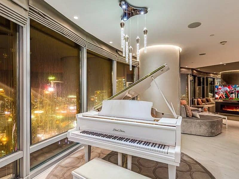 Furnished with Style | Magnificent Interior | Available