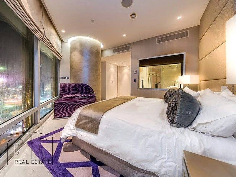 8 Furnished with Style | Magnificent Interior | Available