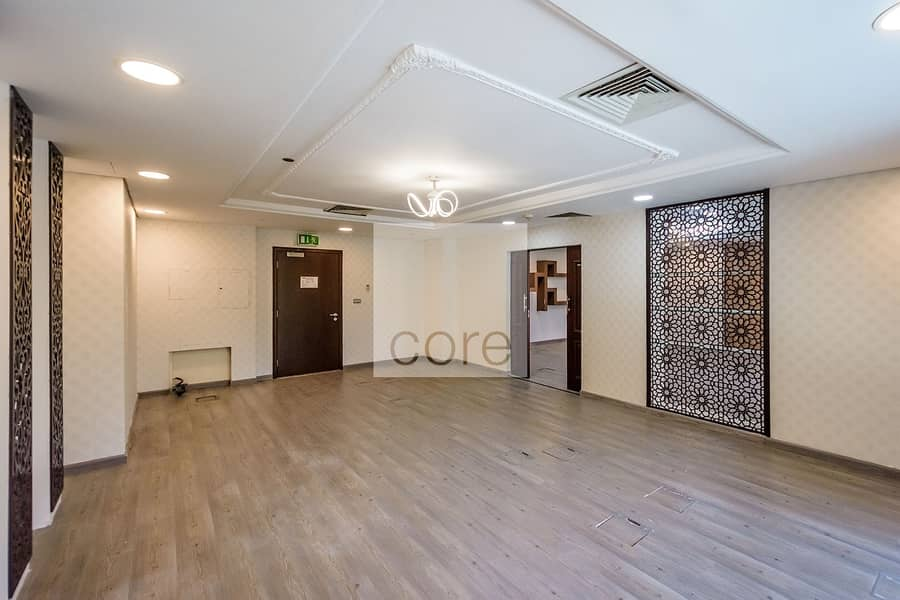 2 Chiller Free | Fitted Office | Available