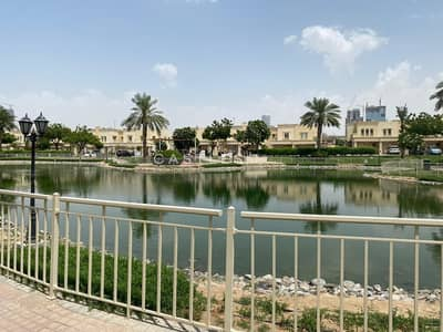 3 Bedroom Townhouse for Rent in The Springs, Dubai - Don't miss out- Type 1M 3BR+S+M - Vacant Lake view