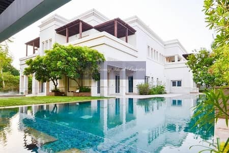 6 Bedroom Villa for Rent in Emirates Hills, Dubai - 6 Bed + Study with Basement ! For Rent