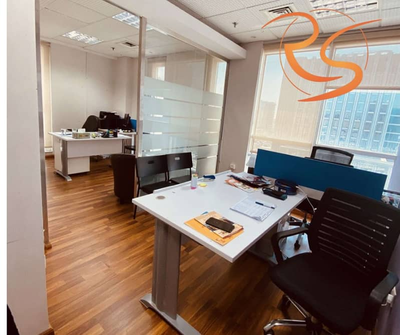 Get Flexi Office   In Deira   Easy To Excess Public Transportation