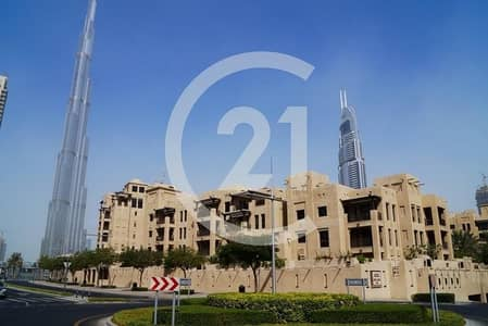 1 Bedroom Apartment for Rent in Old Town, Dubai - Bright 1 BR Apartment | Zaafaran 4 | Old Town
