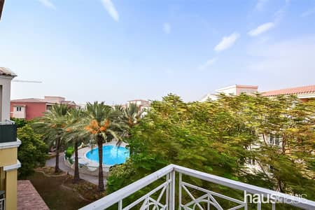 1 Bedroom Apartment for Rent in Green Community, Dubai - Furnished 1 Bed | GC West Apartments
