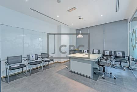 Office for Sale in Barsha Heights (Tecom), Dubai - Fitted Office Space l Nr Metro l Barsha Heights