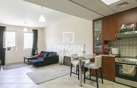 فلیٹ 1 غرفة نوم للبيع في موتور سيتي، دبي - Prime Location Apt with Pool and Garden View