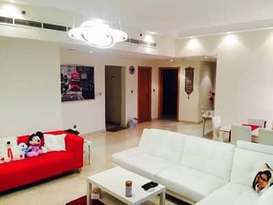 2 Bedroom Flat for Rent in Dubai Marina, Dubai - 2BR + MAID  |  MARINA VIEW  | UNFURNISHED