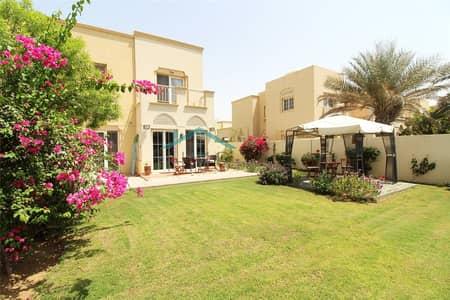 3 Bedroom Villa for Rent in The Springs, Dubai - FULL LAKE VIEW - TYPE 3E - AMAZING GARDEN