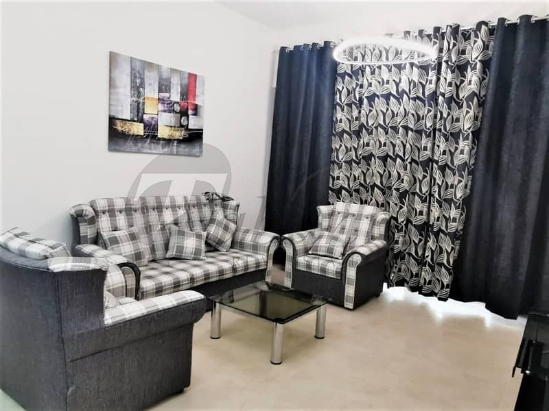 Spacious and Brand New Furnished 1BHK|Chiller Free