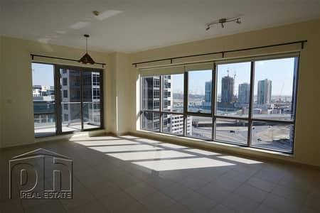 شقة 1 غرفة نوم للايجار في وسط مدينة دبي، دبي - Large Balcony