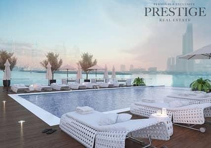 فلیٹ 1 غرفة نوم للبيع في دبي مارينا، دبي - 1 BedroomI l Mid/Higher floor I Sea views