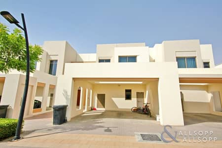 3 Bedroom Villa for Rent in Town Square, Dubai - Type 5 Layout | 3 Bedrooms | Available Now