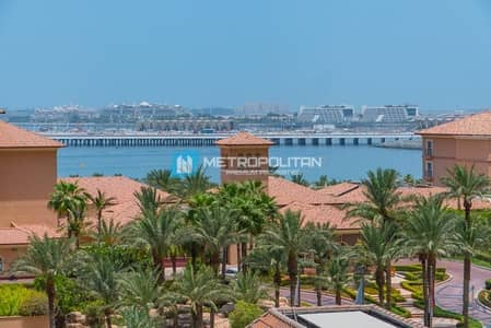 Best Lay Out | Sea view | 2 beds Partly Furnished