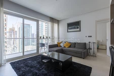 فلیٹ 1 غرفة نوم للبيع في دبي مارينا، دبي - Exclusive | Best 1 BR layout | Partial Marina