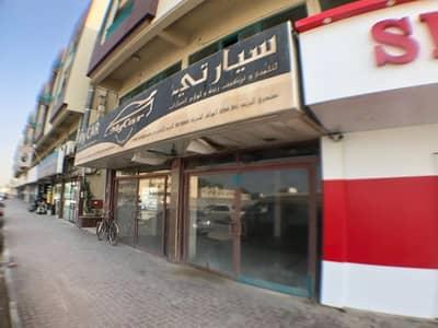 محل تجاري  للايجار في المنطقة الصناعية، الشارقة - Shop Available in Industrial Area no.12