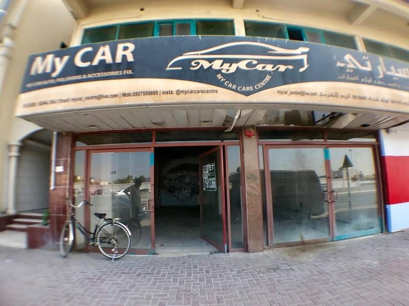 11 Shop Available in Industrial Area no.12