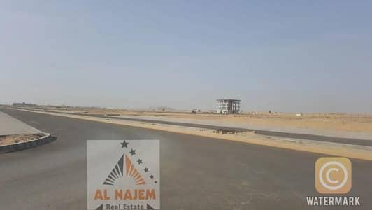 Plot for Sale in Al Helio, Ajman - Land for sale in Ajman in Al Helio 2 freehold
