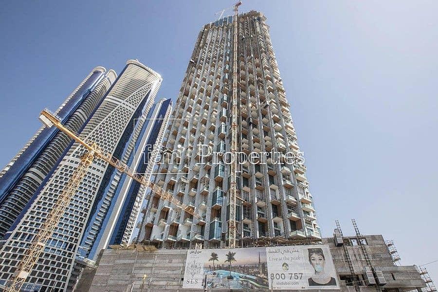 14 Spacious 2 BR Duplex | High Floor | Panoramic View