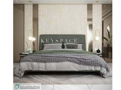 فیلا 3 غرف نوم للبيع في الرحمانية، الشارقة - Free Hold Villas in Sharjah Sustainable City | 10% Down Payment Only