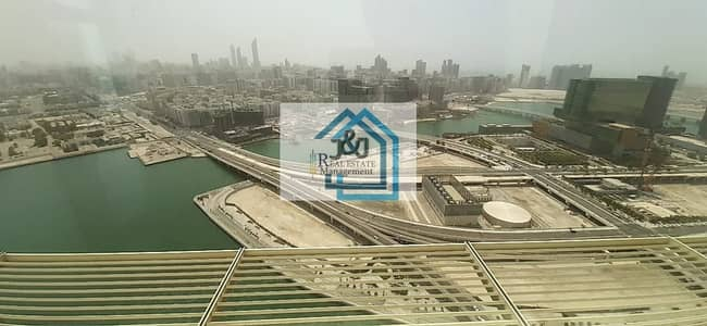 2 Bedroom Flat for Rent in Al Reem Island, Abu Dhabi - Hottest Deal 2+Maidroom Apt with Relaxing View