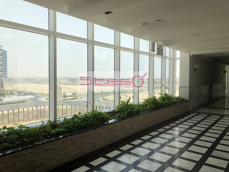 11 Furnished 2BH + maids / Courtyard view /4 cheques
