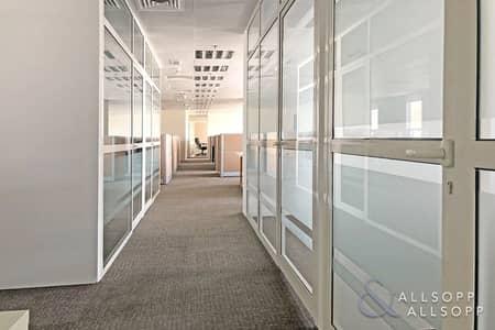 مکتب  للايجار في موتور سيتي، دبي - Fitted Office   Easy Access   66 Per Sq. ft