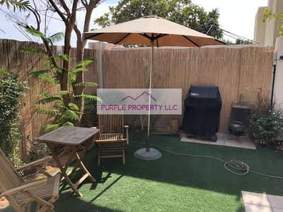 فیلا 4 غرف نوم للبيع في الريف، أبوظبي - Great Plot For Sale! Single Row 4 Bed Villa With Maids Room Situated In Desert Village