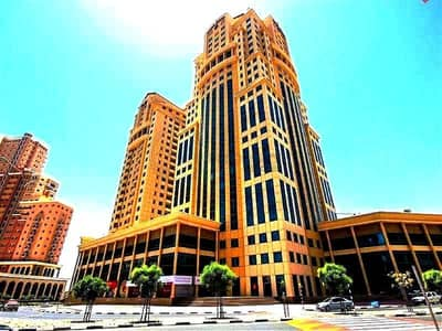 Studio for Rent in Dubai Silicon Oasis, Dubai - Chiller Free Huge Studio With Balcony Palace Tower